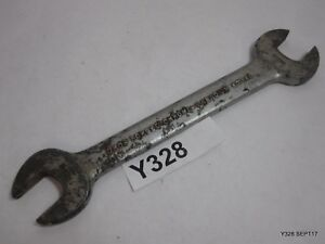 Vintage Blackhawk Armstrong Chicago 1731 B Open End Wrench 13 16