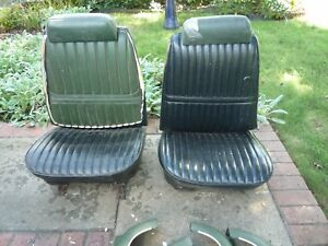 1969 72 Gm Front Bucket Seats Chevy Olds Pontaic Buick 2