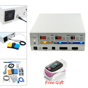 300w Electrosurgical Unit High Frequency Electrotome Leep Medical Machine Gift