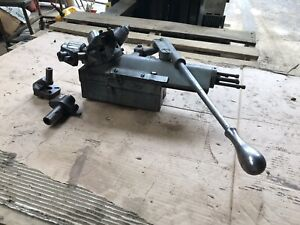 Turret For Wade Lathe You Pickup Or We Will Ship Located Ct