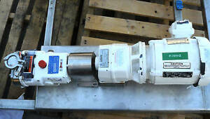 Alfa Laval Ghpd 322 Positive Displacement Rotary Pump