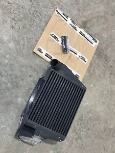 Mazdaspeed3 10 13 Cp e Blemished Top Mount Intercooler Tmic In Black