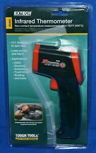 Extech Infrared Thermometer Ir260 20 c To 400 c