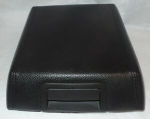 2007 2014 Ford Expedition Center Console Lid Arm Rest Black Nice