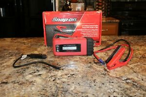 Snap On Eejp200m 12v Lithium Compact Engine Starter No Power Adapter