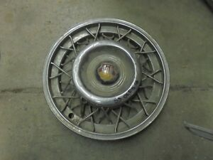 1953 Oldsmobile Wire Hubcap Accessory Cadillac Buick Pontiac 1952 1951