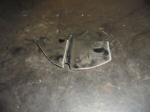 1935 1937 1938 1948 1942 Chevrolet Floor Fender Plate Center