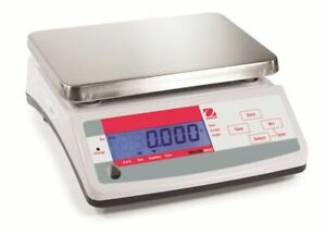 Ohaus V11p3t Valor 1000 Compact Food Scale 6 6 Lb X 0 001 Lb