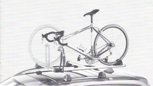Bmw 3 Series 2 Bicycle Roof Rack