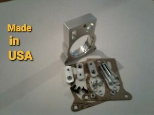 Throttle Body Spacer For Chevy Tahoe Avalanche 1500 2500 4 8 5 3 8 1 fits Gmc