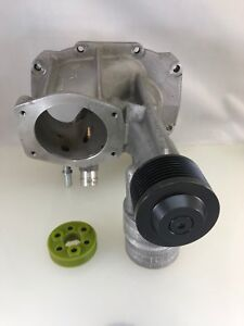 Supercharger Snout In Stock, Ready To Ship   WV Classic Car