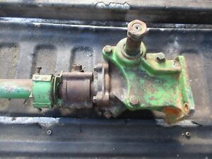 1961 2010 John Deere Gas Tractor Power Steering Hand Pump Column Free Ship
