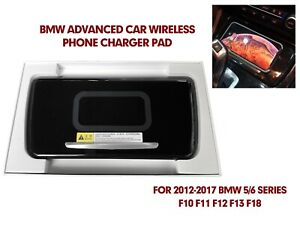 Bmw 5 6 Series Wireless Phone Charging Cover F10 F11 F12 F13 F18 Oem Replacement