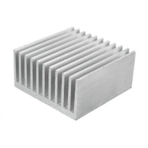 20pcs 40x40x20mm Aluminum Heat Sink Heat Sink For Cpu Led Power Cooling