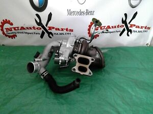 2018 Lexus Is300 T Turbo Charger Oem