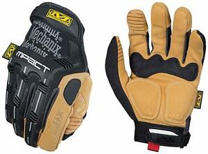 Mechanix Wear Material4x M pact Work Gloves Brown black