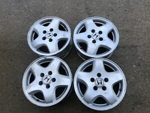 2002 2003 2006 Acura Honda Accord Tl Oem Factory 15 Wheels Rims