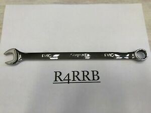 New Snap on Tools Usa 9 16 Sae Long Length Chrome 12 Point Combo Wrench Oexl18b