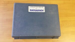 Bacharach Fyrite 10 5000 Combustion Test Kit Co Range 0 20