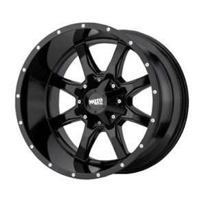 4 16x7 Moto Metal Mo970 5 6 Lug New Gloss Black Wheels Free Center Caps Lugs