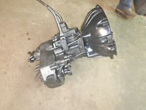 Jeep Cj 76 86 T150 3 Speed Transmission Dana 20 Transfercase Free Shipping