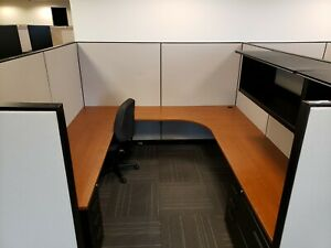 Steelcase Cubicles 8ft X10ft Excellent Condition