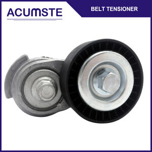 Serpentine Belt Tensioner Pulley For Chevy Cadillac Corvette Cts Pontiac W Ac