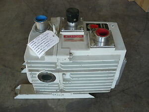 Leybold Trivac D30ac Vacuum Pump Without Motor Innovac D30ac