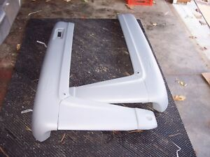 Ford 800 801 821 841 861 Hood Complete Assembly Original Non Script Side Panels