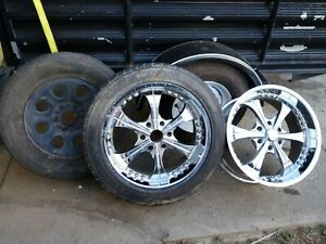 6 Lug Truck Wheels Chevy Silverado 6lug Rims Tires Local Pickup Only