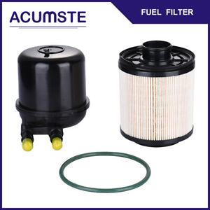 10pcs Set For 2011 2016 6 2 6 7 Liter Powerstroke Fd4615 Fuel Filter F 250 f550