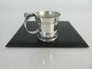 William Spratling Sterling Silver Baby Child S Gift Celebration Mug Cup C1940