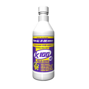 K100 K100md Diesel Fuel Treatment With Enhanced Stabilizers 32 Ounce Bottle