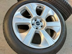 21 Range Rover Supercharged Factory Oem Wheels Sport Tires 2018 2019 Land Rims