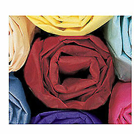 20 X 30 Burgundy Tissue Paper 480 Pack Lot Of 1