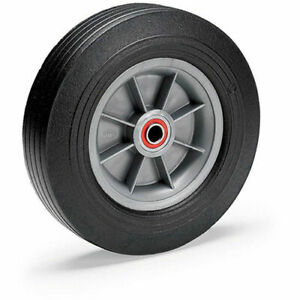 Magliner Hand Truck Replacement Wheels Solid Rubber Lot Of 1