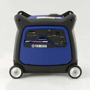 Yamaha Portable Inverter Generator 4500 Watt Lot Of 1