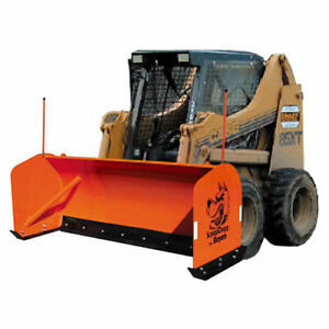 Buyers Products 2603110 Skid steer Snow Pusher 10 Wide Lot Of 1