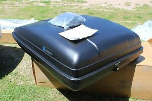 New Genuine Gm Accessory 55 Roof Mounted Hard Cargo Luggage Carrier 12497845