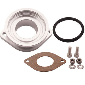 Blow Off Valve Conversion Flange Adapter Turbo Bov For Greddy To Hks Ssqv Us 1x