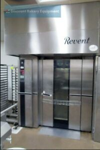 Revent 724 Double Rack Gas Oven