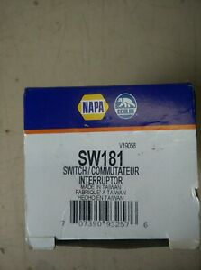 Sw181 Napa Battery Disconnect Switch