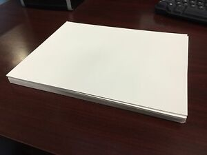 Teslin Synthetic Paper sp1000 10 Mil 8 5 X 11 100 Sheets Extra