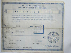 1942 Ford Sedan Coupe Barn Find Historical Document