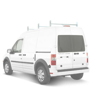 Fit Ford Transit Connect 2008 13 Adjustable Van Roof Top Ladder Rack 3 Cross Bar