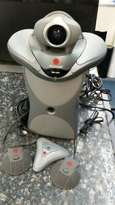 Polycom Vsx 7000 Video Conferencing System Camera Microphone W Subwoofer