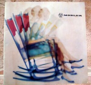 Mobler Catalog Mid Century Modern Furniture 1963 Danish Text Check It Out