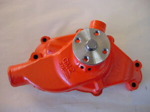 1961 1962 1963 3782609 Corvette Water Pump No Date 609