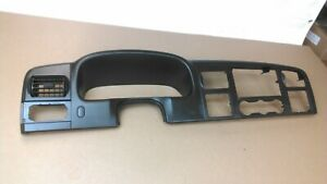 2005 2006 2007 Ford F250 F350 Super Duty Radio Dash Trim Bezel Panel Black 05 07