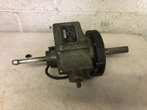 W B Knight Machinery Co Hole Grinder Attchment R8 Arbor Milling Machine